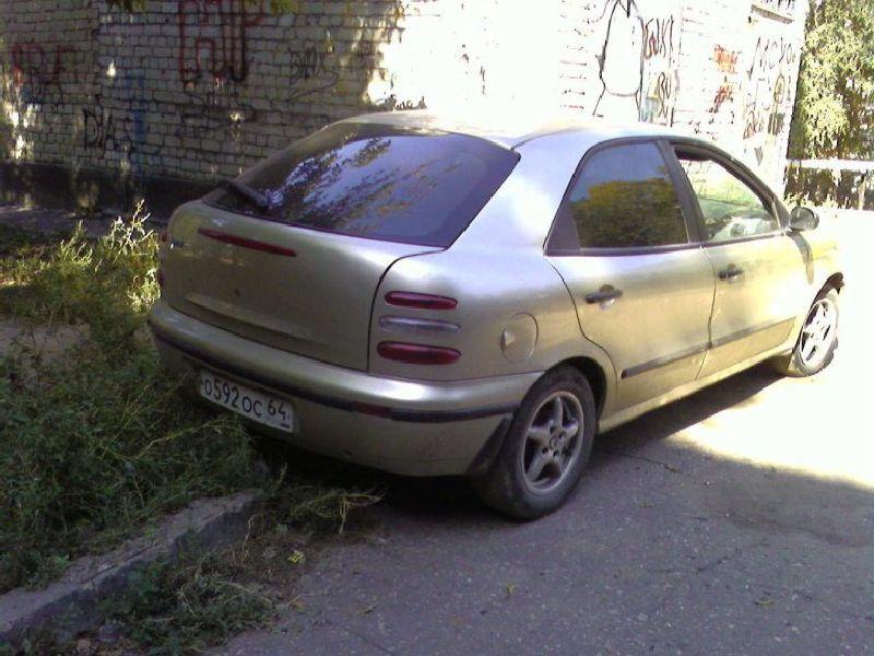 Fiat Bravo (182)