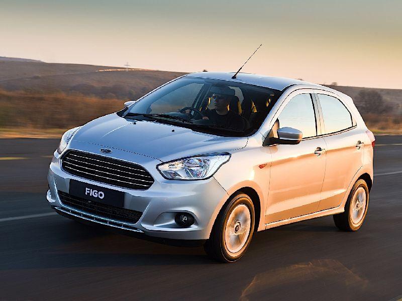 Ford Figo Aspire II