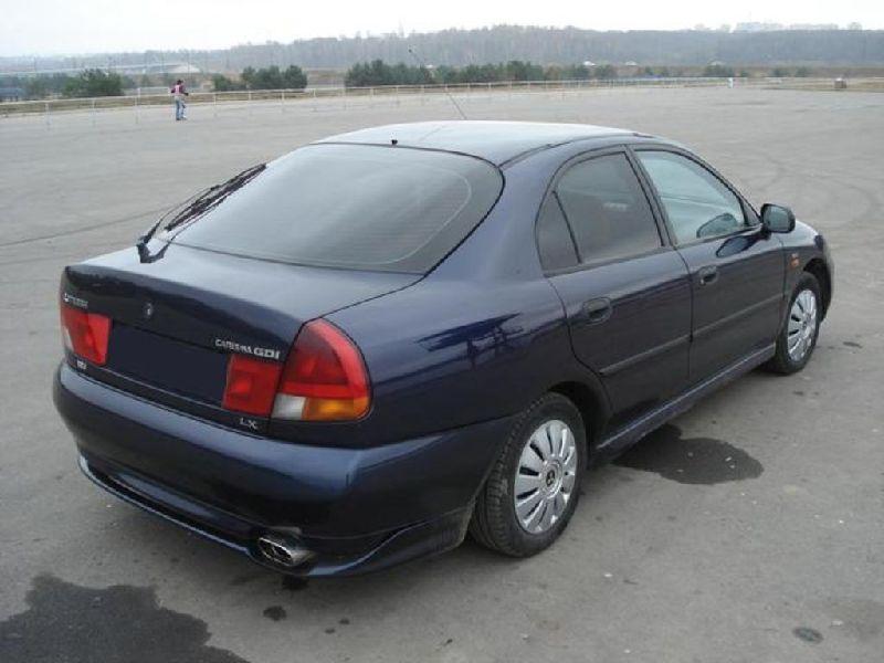 Mitsubishi Carisma Hatchback