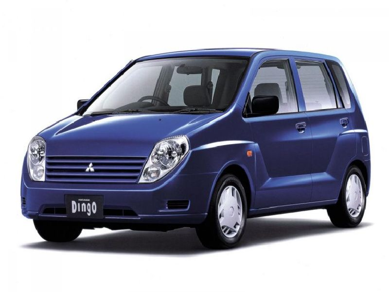 Mitsubishi Dingo (CJ)
