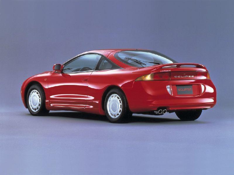 Mitsubishi Eclipse II (2G)