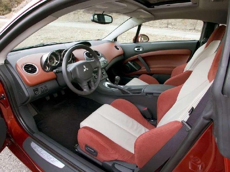 Mitsubishi Eclipse IV (4G)