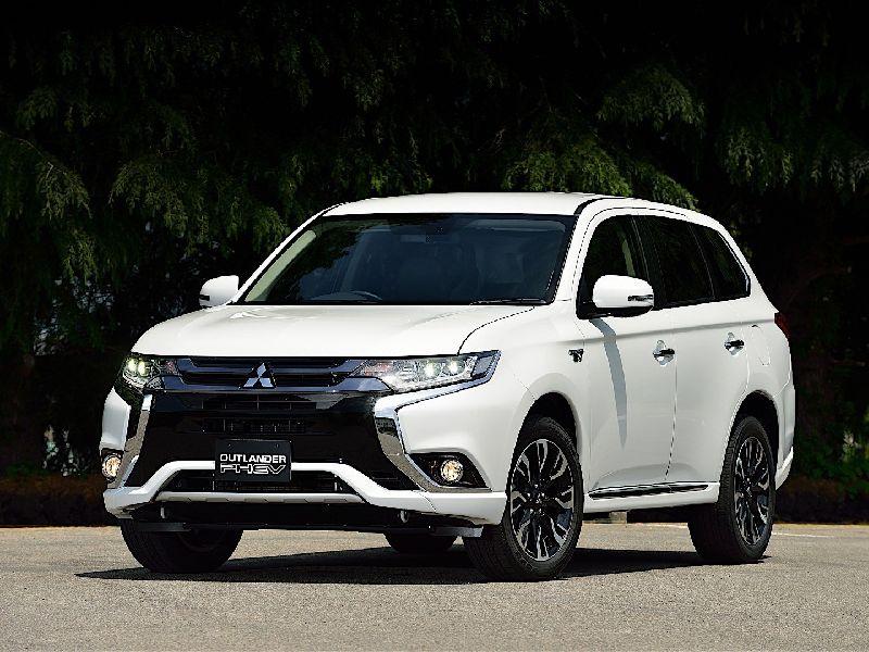 Mitsubishi Outlander III (facelift 2018)
