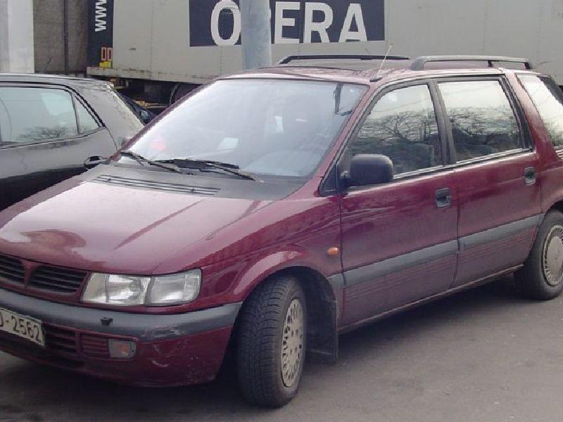 Mitsubishi Space Wagon (N3_W,N4_W)