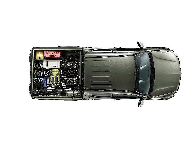 Mitsubishi Triton V Double Cab Chassis (facelift 2019)