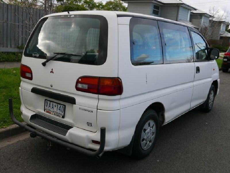 Mitsubishi Santamo