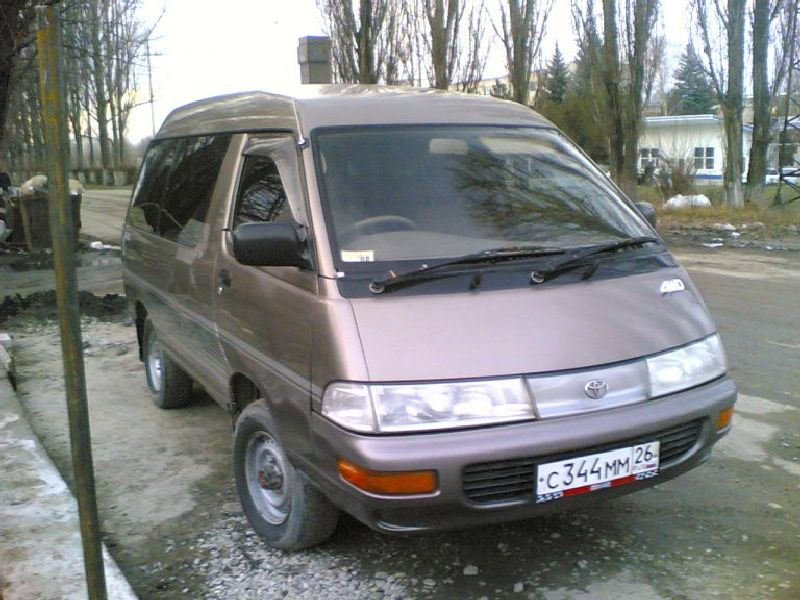 Toyota MasterAce